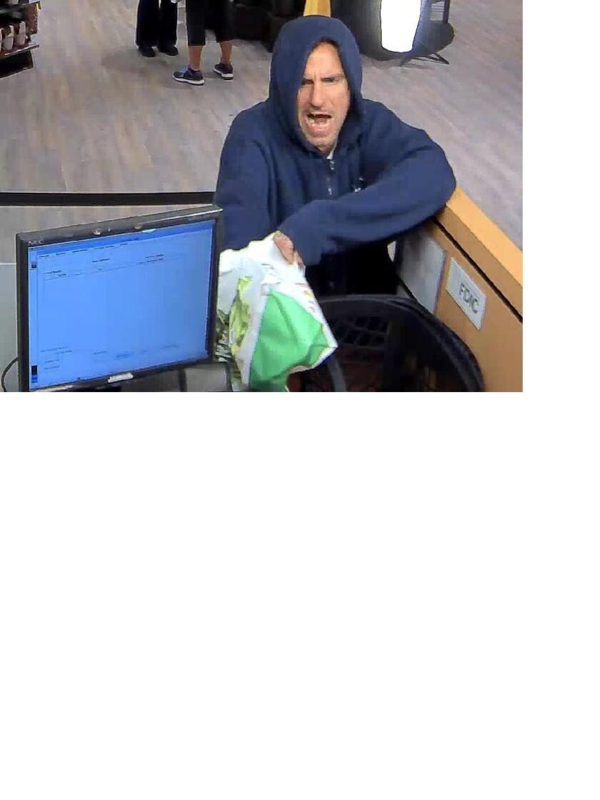 Bag Trick Bandit