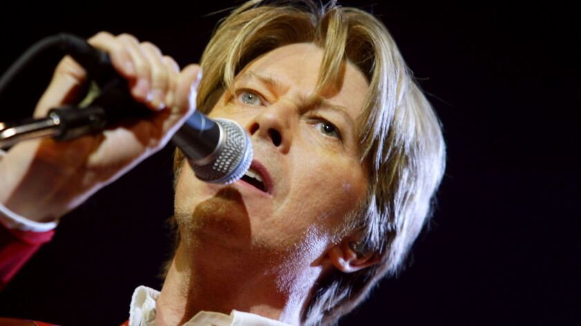 The man who read the world: David Bowie's son launches an online book club in his honor