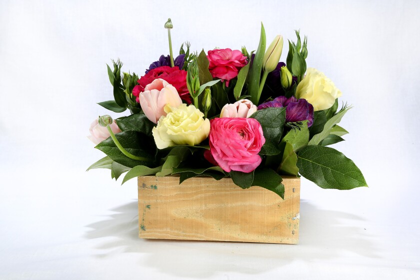 Floral gift alternatives to roses