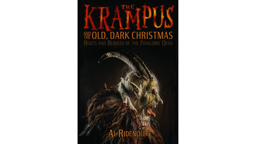 """""""Krampus and the Old, Dark Christmas"""" by Al Ridenour"""