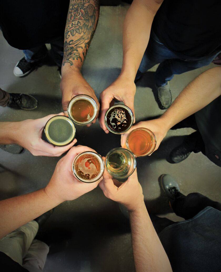 A photo of Carlsbad Brewfest