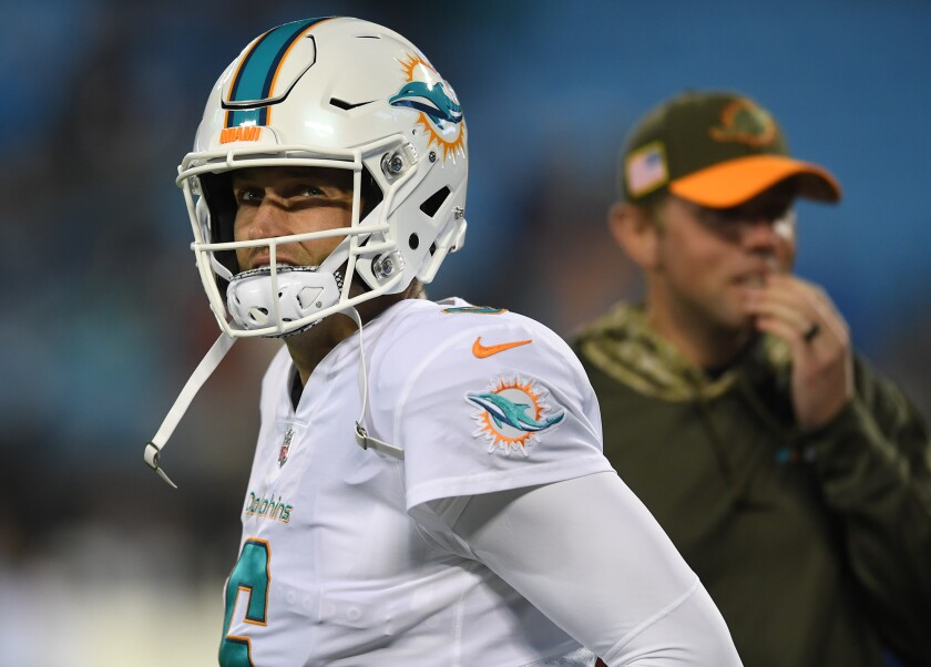 Dolphins vs. Panthers