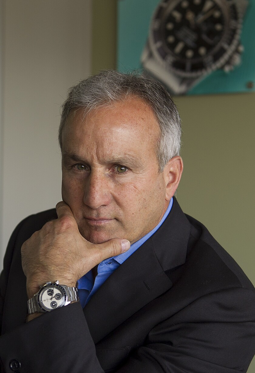 Paul Altieri is the founder and CEO of Huntington Beach-based Bob's Watches.