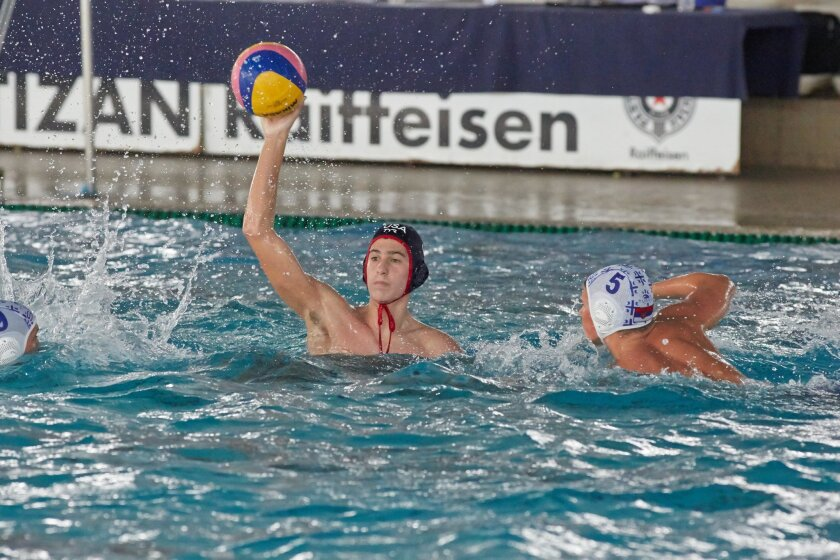The Del Mar Water Polo Club at Cathedral Catholic has already made a mark on the national club scene, competing in elite tournaments and contributing to the development of future stars — several of whom are already competing at the Division I college level. Photo by Oleg Ratner