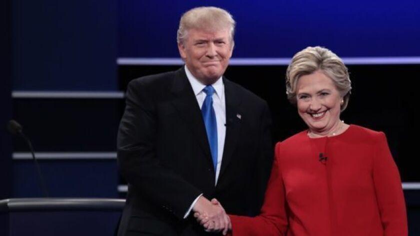 El próximo 8 de noviembre se sabrá quién de los dos será el presidente de Estados Unidos.