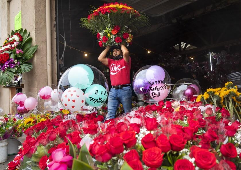 L.A.'s Flower District
