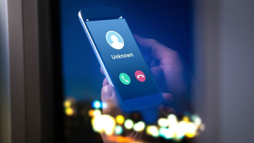 Four operations, including one that controls software blamed for billions of robocalls, have agreed to permanently end their operations, the Federal Trade Commission said.