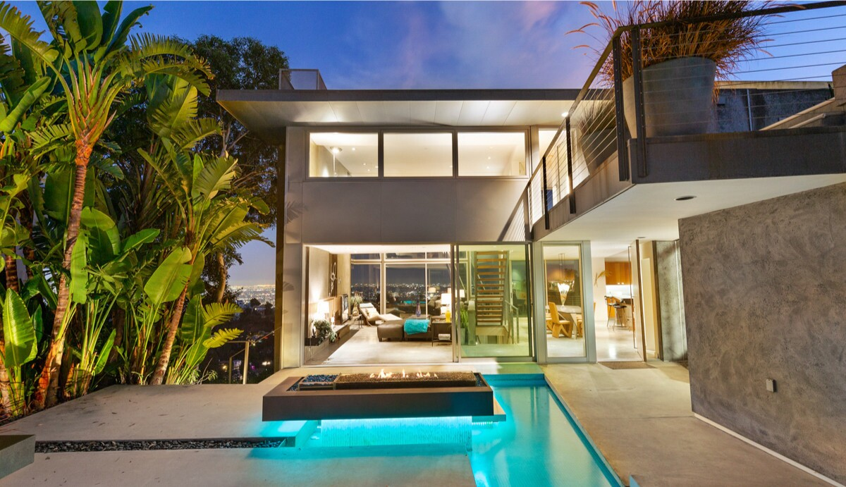Hollywood Hills home designed by Steven Ehrlich | Hot Property