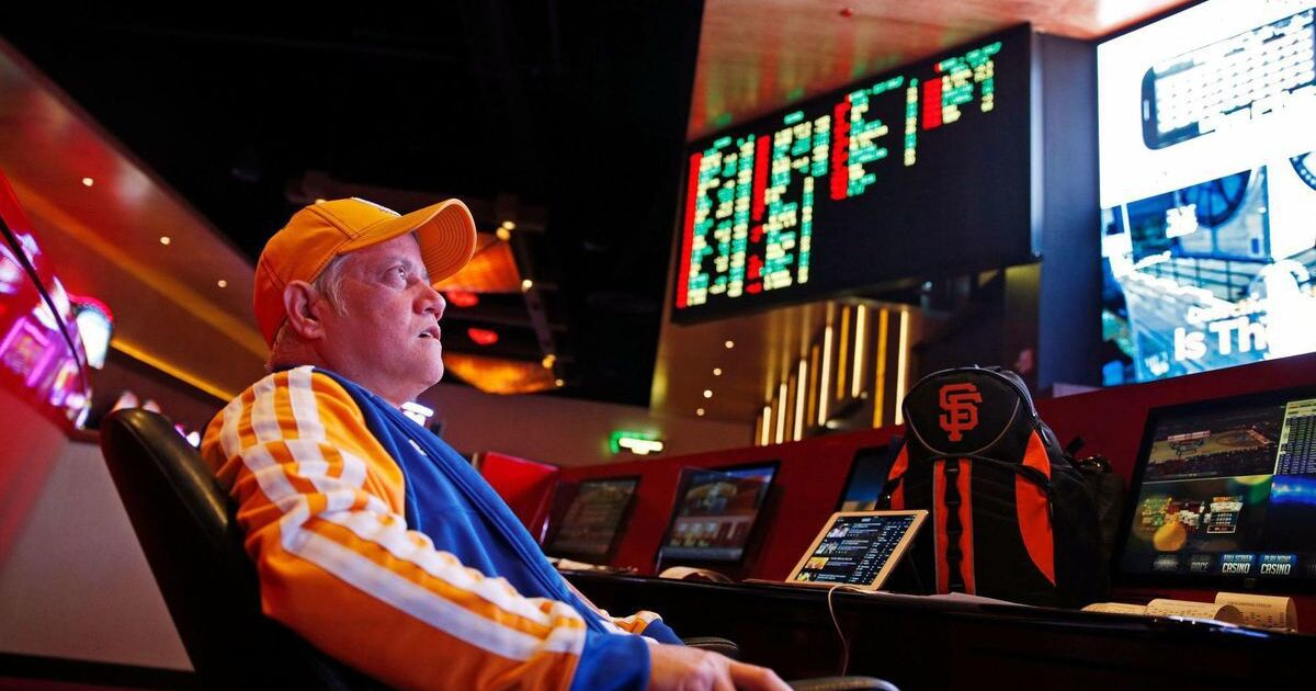 Native American tribes propose initiative to legalize sports betting in California
