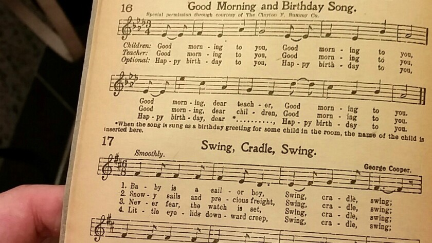 All the 'Happy Birthday' song copyright claims are invalid, federal