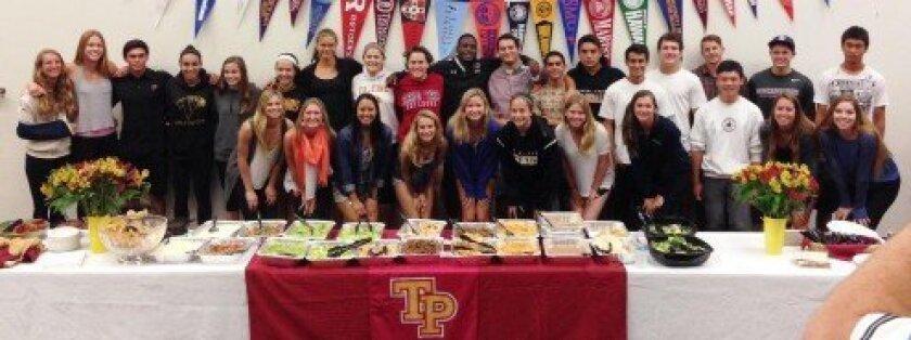 TPHS scholar-athletes