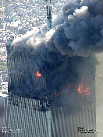NYPD 9/11 images