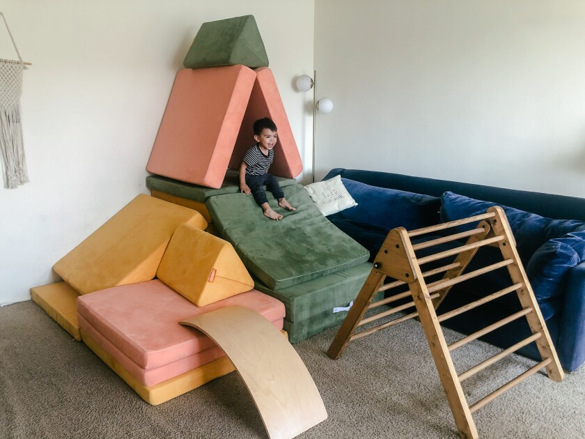 The Nugget Couch Is Wildly Difficult To Buy What S The Hype Los Angeles Times