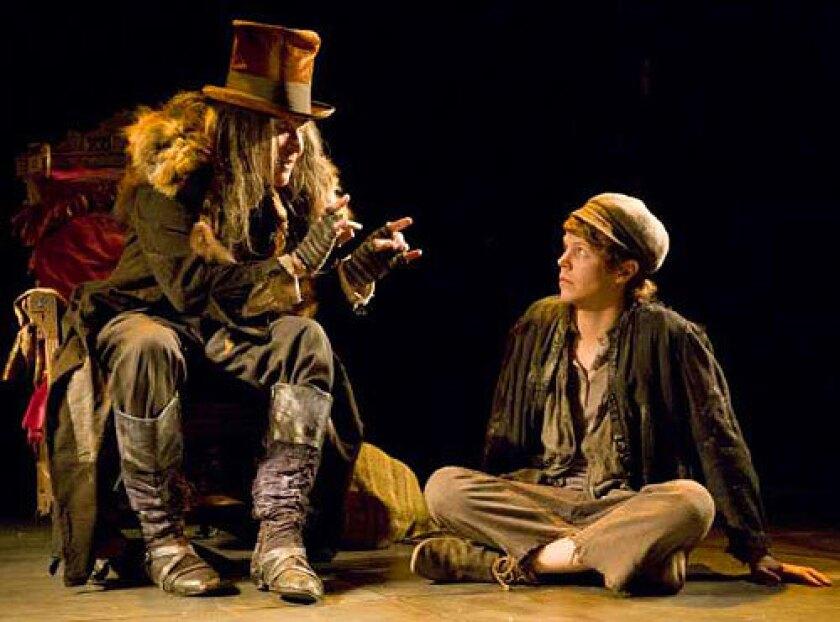 """""""Oliver Twist"""""""