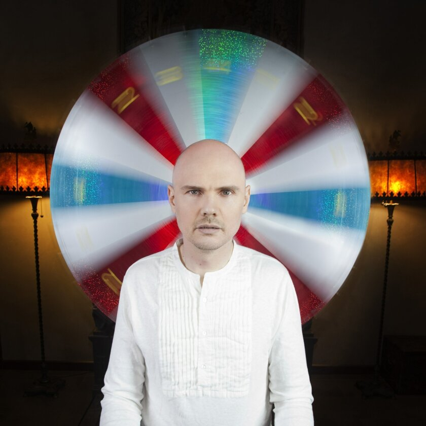 Smashing Pumpkins, Billy Corgan.