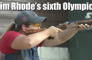 Skeet shooter Kim Rhode aims to add to her five Olympic medals in Rio