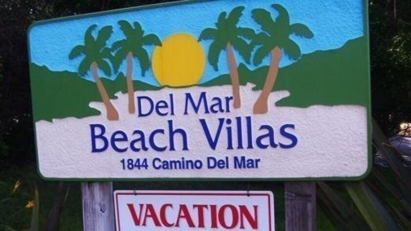 Short-term rentals have become controversial in Del Mar and other cities in recent years.