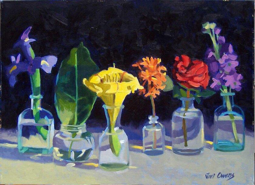 'Flower Spectrum' by Jori Owens
