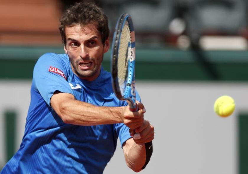El tenista Redacción Albert Ramos Viñolas. EFE/Archivo