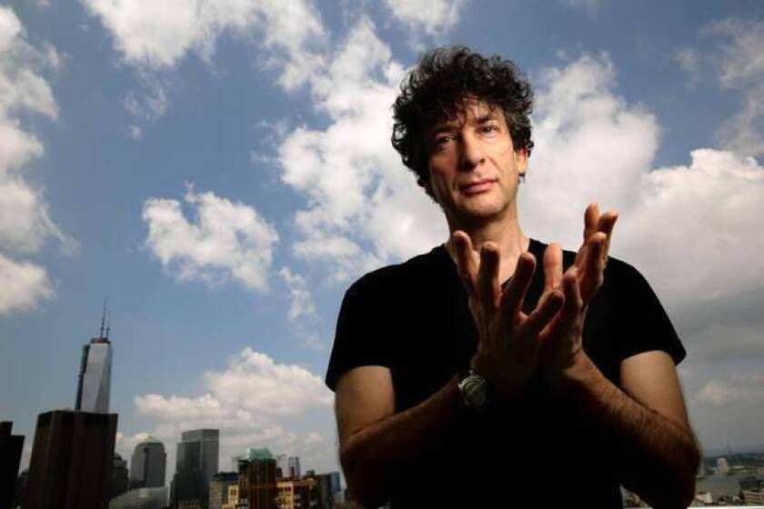 Getting to know Neil Gaiman