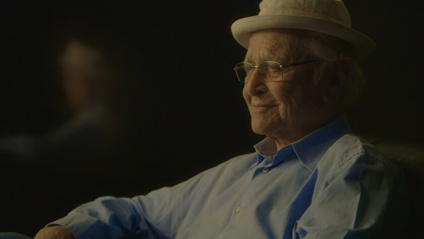 """Producer Norman Lear in the documentary """"Norman Lear: Just Another Version of You."""""""