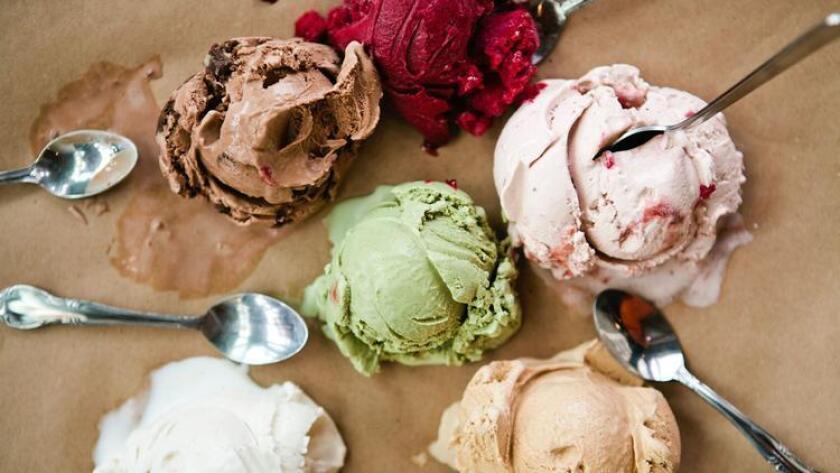 Portland's cult ice cream shop Salt & Straw is coming to San Diego. (Courtesy photo)