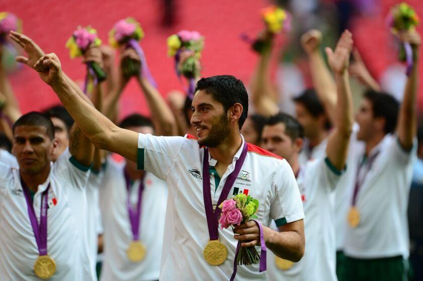 Jesús Corona ganó con el Tri la medalla de oro en Londres 2012.