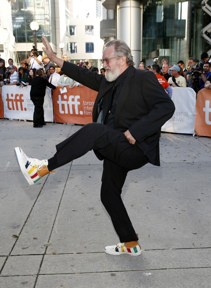 """Director Jeremiah S. Chechik attends """"The Right Kind of Wrong"""" premiere."""