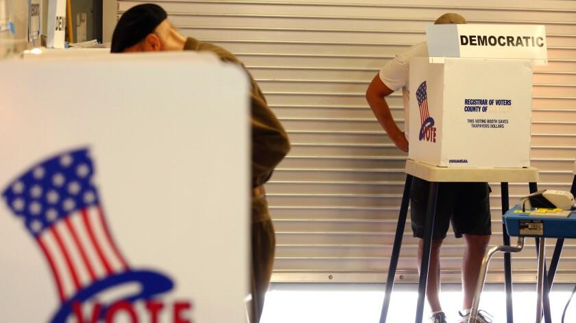 Venice Beach voters