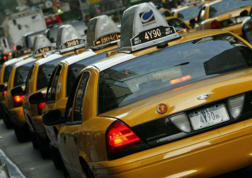 N Y  taxi companies to pay $1 2 million for overcharging drivers
