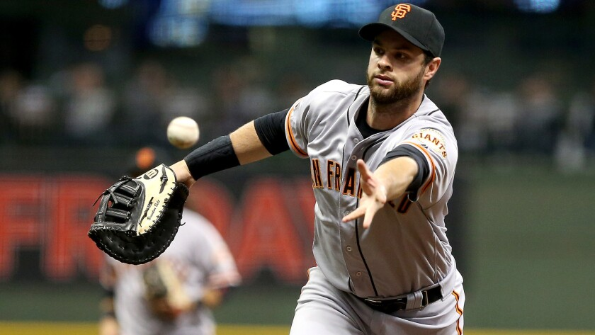 Brandon Belt and the Giants have posted the worst record in baseball since the All-Star break.