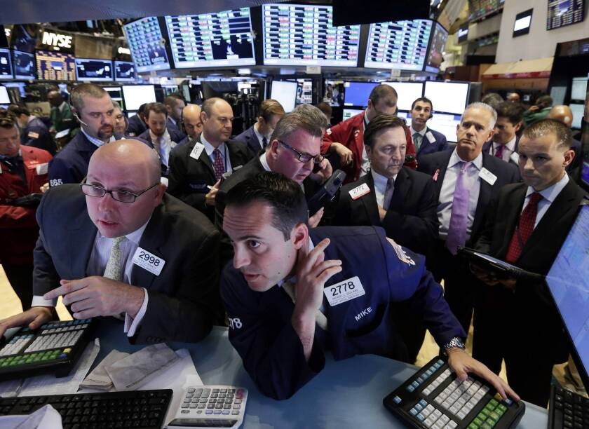 Wall Street stock rally biggest of year