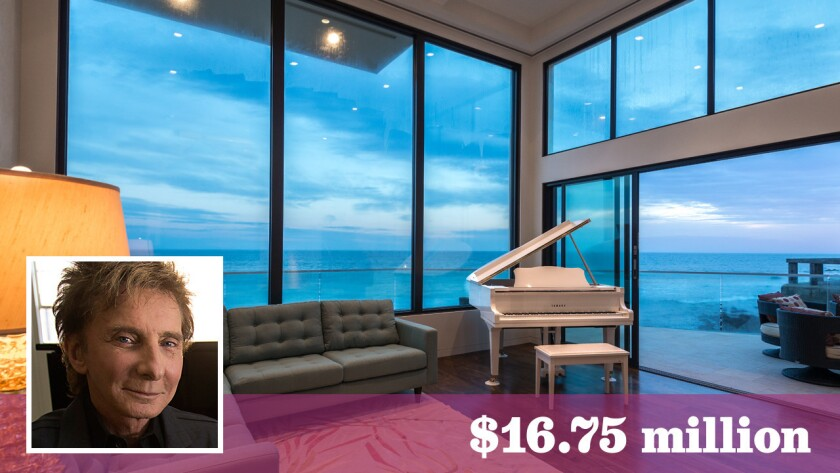 Hot Property | Barry Manilow