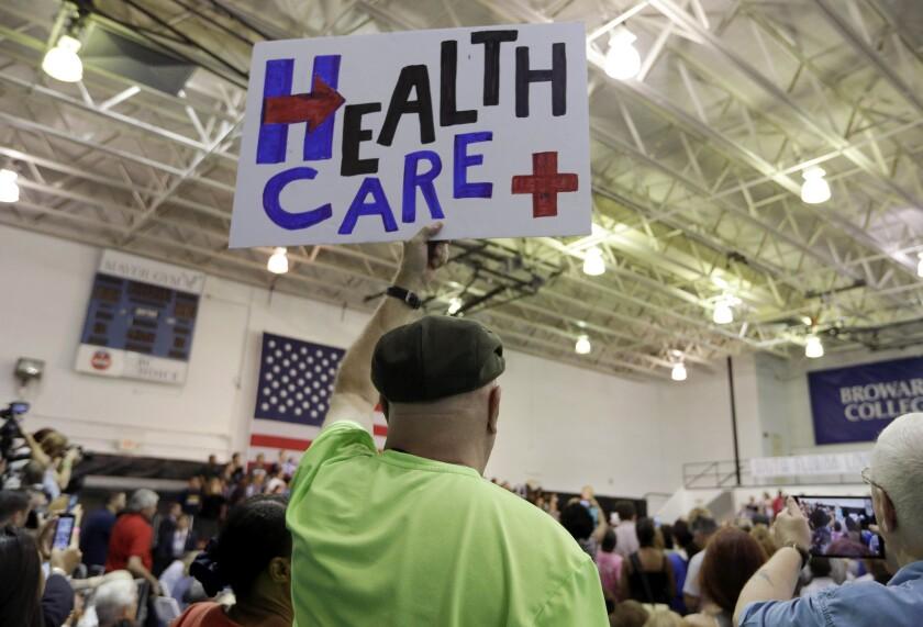 Clinton supporter