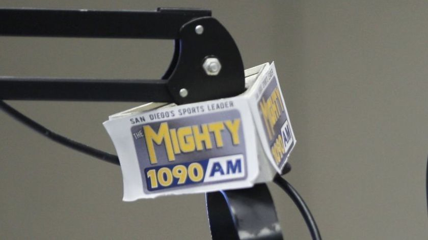 The Mighty 1090 radio station has shut down for good.