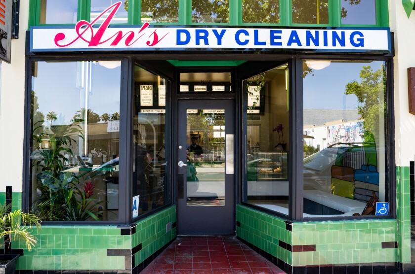 An's Dry Cleaning
