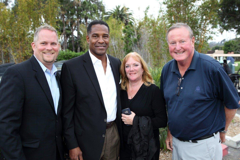 Wayne Guymon, Henry Ford, Debbie Wilson, Chris Sheppard