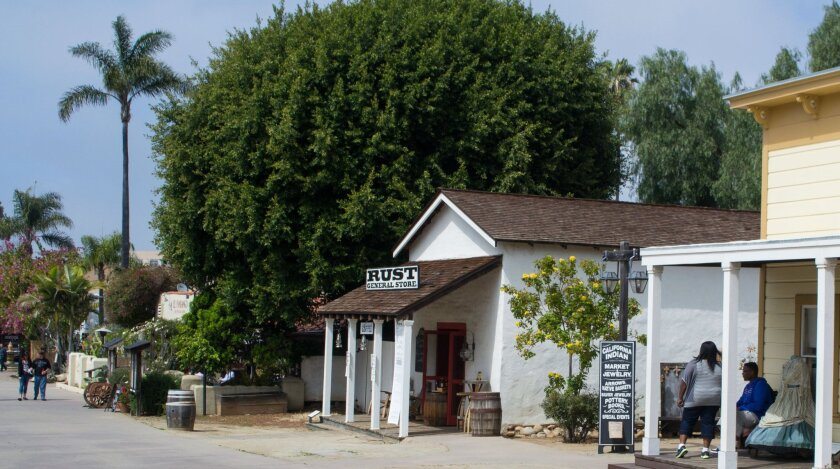 The proprietor of the Rust General Store at Old Town San Diego State Historic Park has been chosen to open an apothecary as well.