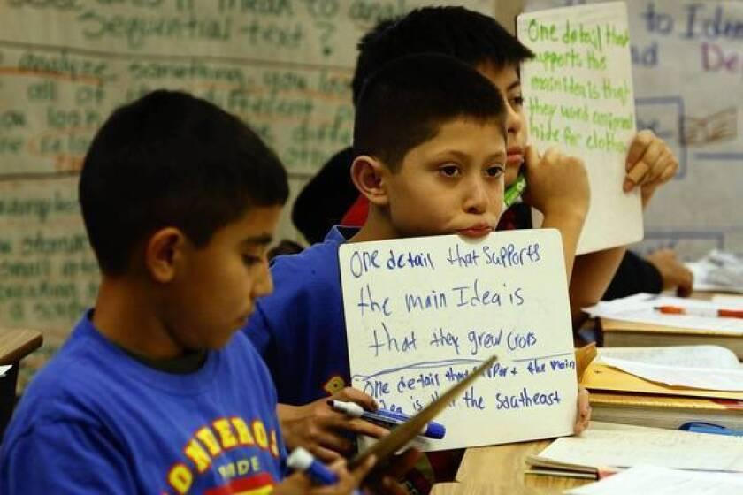 Brown's school funding plan draws mixed reactions