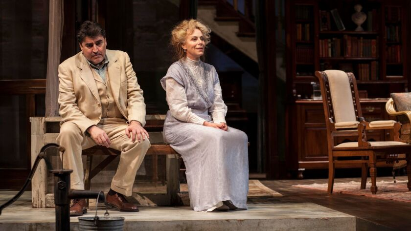 """""""Long Day's Journey Into Night"""" at the Geffen Playhouse"""