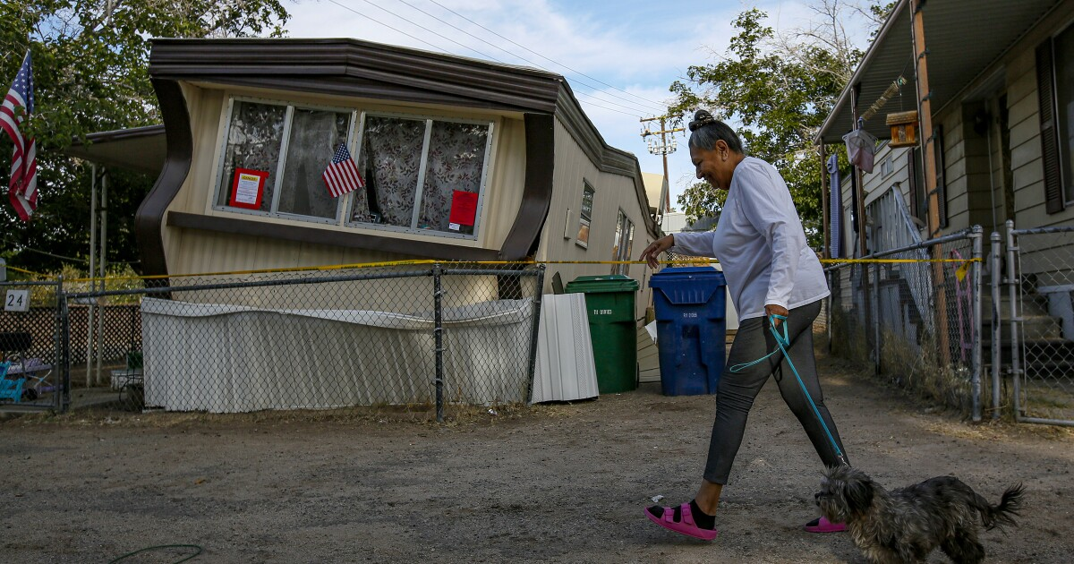 L.A.'s biggest quake threat on overlooked part of San Andreas – Los Angeles Times