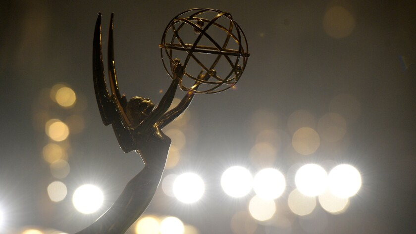 This year's Emmys ceremony is scheduled for Sept. 20. It probably will be a virtual event.