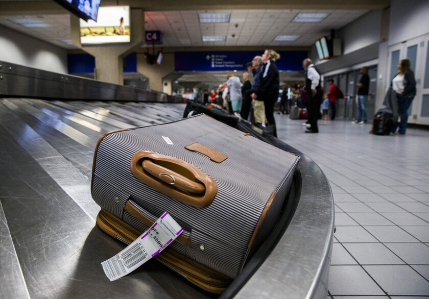 Airlines have gotten better at tracking your bags.