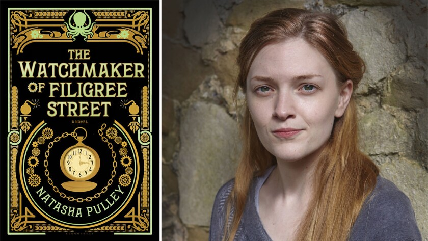 'The Watchmaker of Filigree Street'