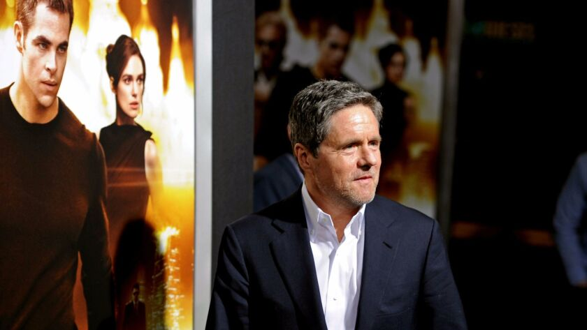 Former Paramount Pictures Chairman and Chief Executive Brad Grey.