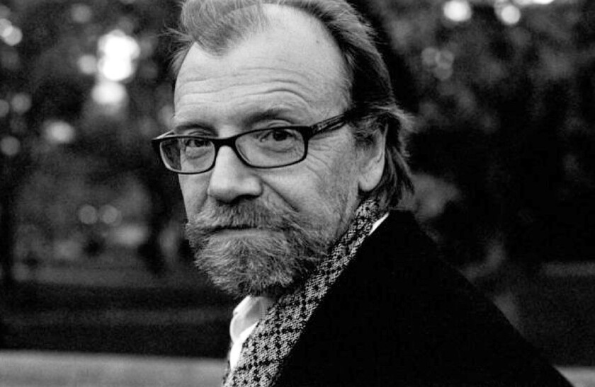 "Author George Saunders won the inaugural Folio Prize for his book ""Tenth of December."""