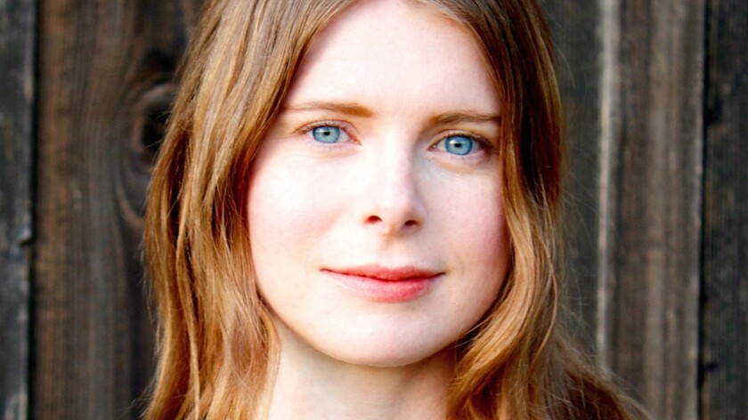 "Emma Cline, author of ""The Girls"""