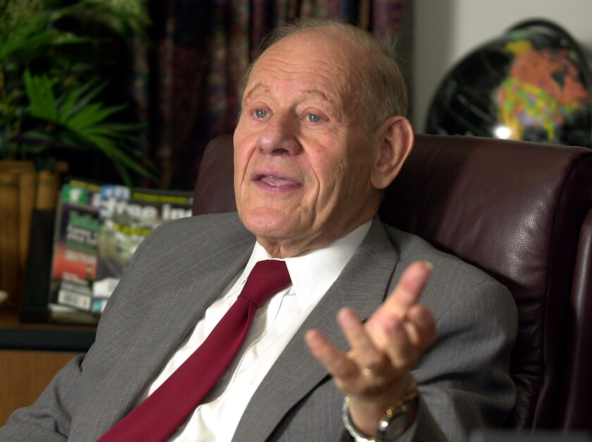 Paul Kurtz in 2004.