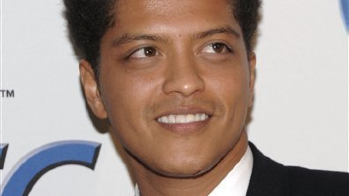 Bruno Mars The Complete Q A Interview The San Diego Union