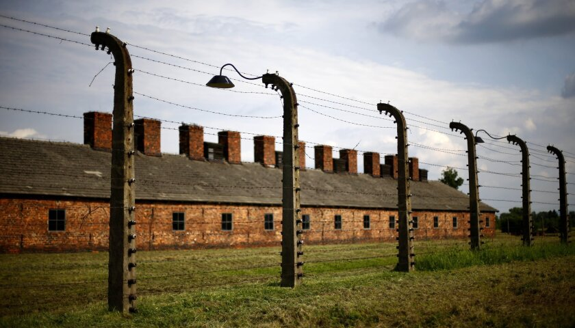 The Nazi concentration camp Auschwitz near Oswiecim, Poland, is preserved as a museum. Nevertheless, there are authors who contest the events of the Holocaust.
